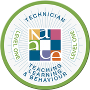 badge image for Level 1 - Understanding Teaching, Learning and Behaviour and Technology badge