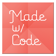 badge image for Made with Code badge